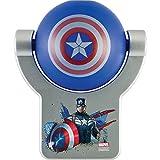 Disney Marvel Marvel(R) Superhero Projectable Night Light (Marvel(R) Captain America(R)) Product Type: Lavatory Lights/Lavatory Lights