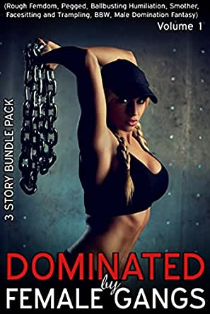 Female smother story Domination