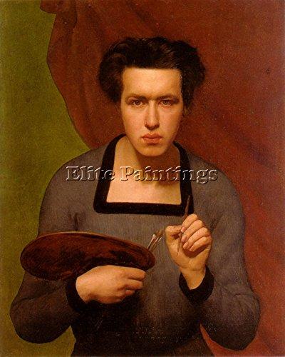 janmot-louis-portrait-de-l-artistae-artista-quadro-dipinto-olio-su-tela-a-mano-60x50cm-qualita-museo