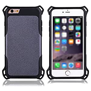 Amazon.com: SCHEMA Cases for Iphone 6 Plus 5.5 Inch Soft TPU Pc Pack