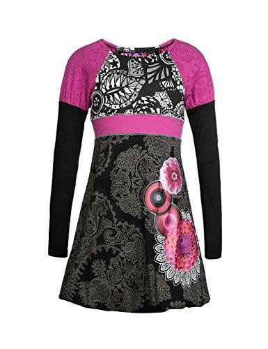 Desigual VEST_YAUNDÉ - Vestido para niñas