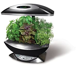 AeroGarden 2500-01S Pro 100 with Gourmet Herb Seed Kit