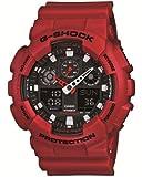 [カシオ]CASIO 腕時計 Gショック G-SHOCK GA-100B-4AJF メンズ