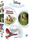 "echange, troc Winnie l'Ourson + Bambi + Dumbo - coffret ""Ma 1ère collection"""