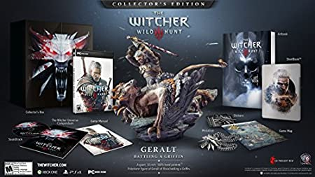 The Witcher: Wild Hunt Collector's Edition - Windows (select)