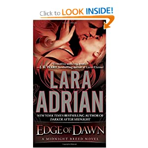 Edge of Dawn: A Midnight Breed Novel by