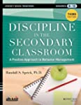 Discipline in the Secondary Classroom...