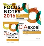 img - for Wiley CIAexcel Exam Review + Test Bank + Focus Notes 2016: Part 1, Internal Audit Basics Set (Wiley CIA Exam Review Series) book / textbook / text book