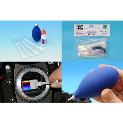 Just Sensor Cleaning Starter Pack Type 2 (JU0540B) 