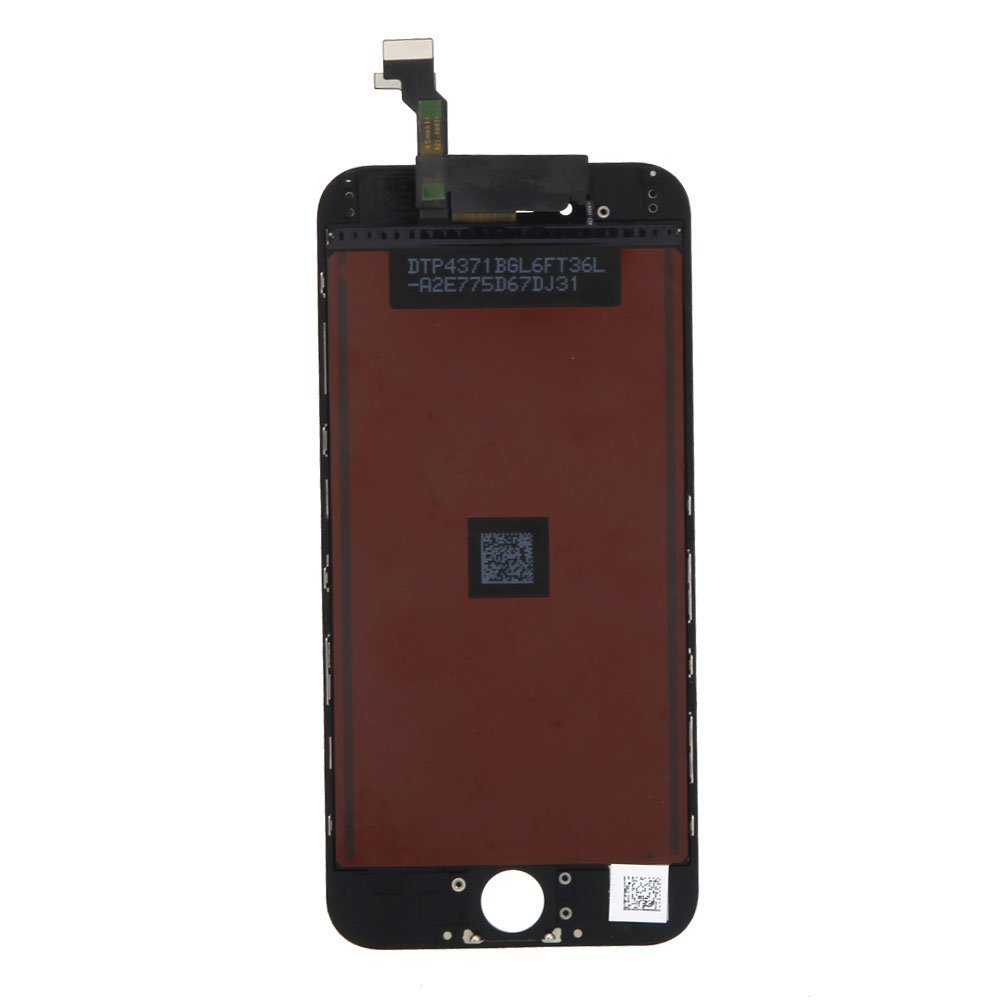 ZTR OEM Black LCD Display Touch Digitizer Screen Assembly Replacement for iPhone 6 4.7 inch