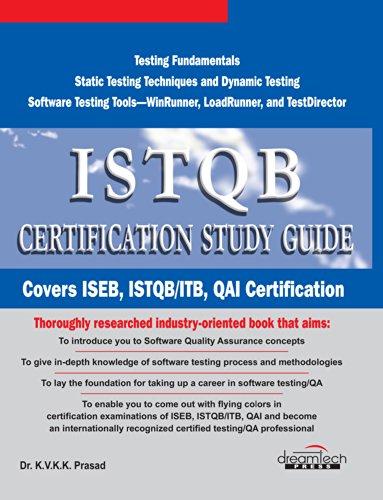 istqb certification study guide iseb istqbitb qai