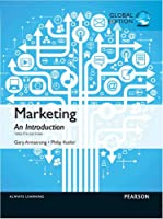 Marketing: An Introduction, 12th Global Edition Front Cover