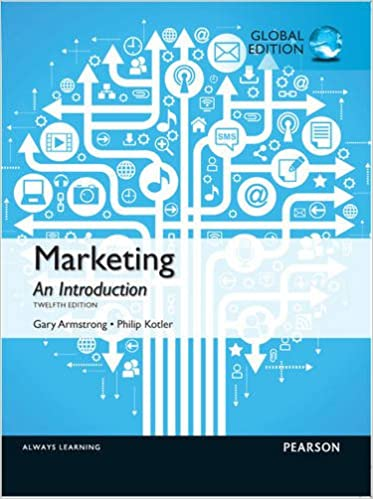 Buy Marketing: An Introduction, Global Edition Book Online at Low ...