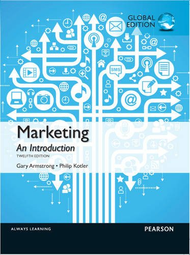 marketing an introduction tenth edition global edition gary armstrong philip kotler power point Philip kotler sc johnson & son distinguished professor of international marketing kellogg school of management, northwestern university conclusions asean is a.
