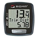 Sigma Sport BC8.12 ATS Wireless 8 Function Bicycle Computer Sigma
