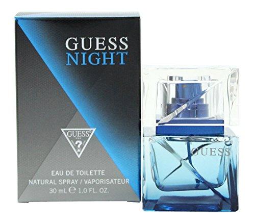 Guess Night, Eau de Toilette Uomo, 30 ml