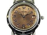 [エルメス] HERMES クリッパー ウォッチ 腕時計 ホワイト ステンレススチール(SS) CL4.210 [中古]