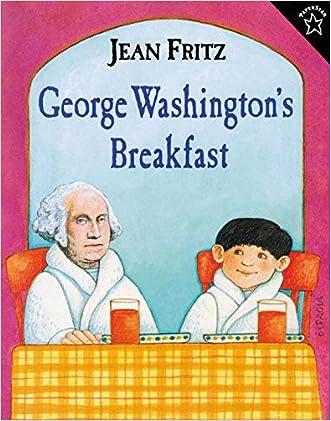 George Washington's Breakfast written by Jean Fritz