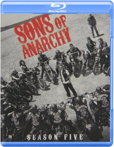Blu-ray : Sons of Anarchy: Season 5 (Boxed Set, 3 Pack, Widescreen, , Digital Theater System)