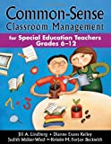 img - for Common-Sense Classroom Management for Special Education Teachers, Grades 6-12 book / textbook / text book