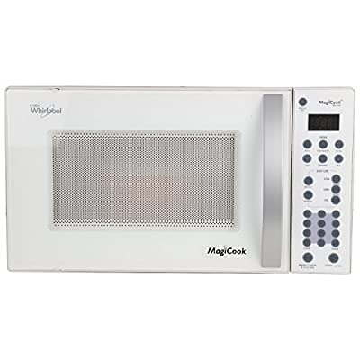 Whirlpool Magicook 20SW Electronic 20-Litre 700-Watt Solo Microwave Oven (White)