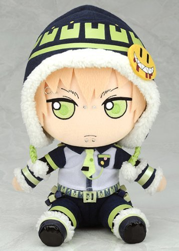 DRAMAtical Murder Noizu Plush Nitro+CHiRAL/Gift from JAPAN Anime Cosplay Figure/doll image