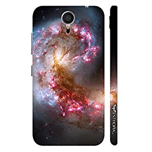 Enthopia Designer Hardshell Case Another Galaxy Back Cover for Meizu M3 Max