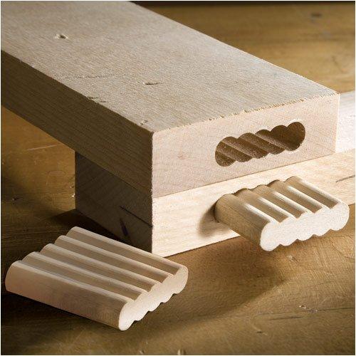 Jigs 1 2 Beadlock Tenon Stock 12 Pieces 3 Pack