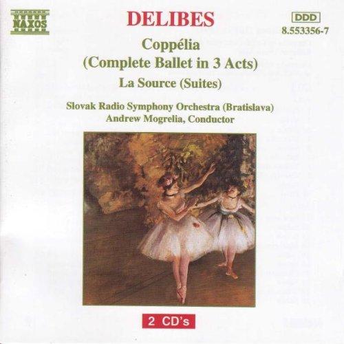 Coppelia (Balletto Completo)La Source