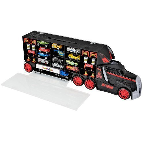 Fast Lane Truck Carrying Case by Toys R Us