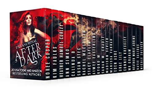 Paranormal After Dark by Rebecca Hamilton & Others ebook deal