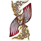 Design Toscano Ivrea Carnivale Wall Mask Sculpture