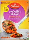 Haldiram's Minute Khana Ready Meals: Navrattan Mix Veg - 300g - 50p Jewel of London Cashback offer!