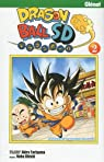 Dragon Ball SD Vol.02 par Toriyama