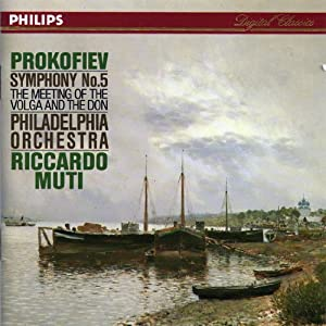 Prokofiev - Symphony No. 5 / The Meeting of the Volga and the Don