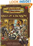 Races of Eberron (Dungeons & Dragons d20 3.5 Fantasy Roleplaying Supplement)