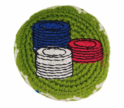 Hacky Sack - Poker Chips