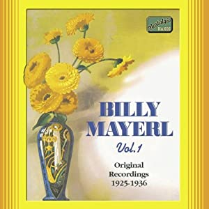 Billy Mayerl - Original Recordings, Vol. 1