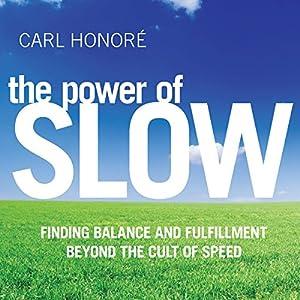 The Power of Slow Speech
