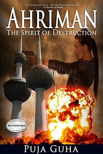 Ahriman: The Spirit Of Destruction by Puja Guha ebook deal