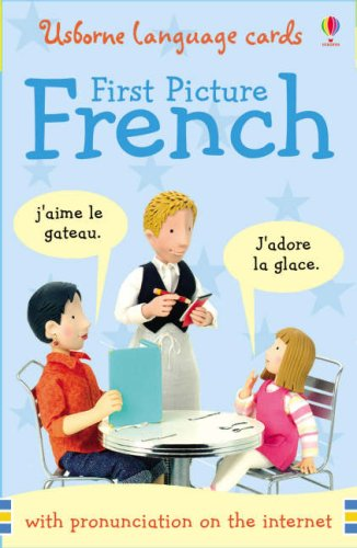 French (First Picture Flashcards)