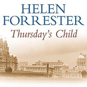 Thursday's Child Audiobook