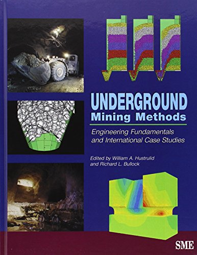 Underground Mining Methods: Engineering Fundamentals and...