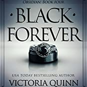 Black Forever: Obsidian, Book 4 | Victoria Quinn