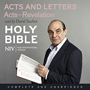 NIV Bible 8: Acts and Letters | [New International Version]