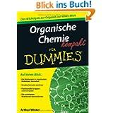 Organische Chemie kompakt für Dummies (Fur Dummies)