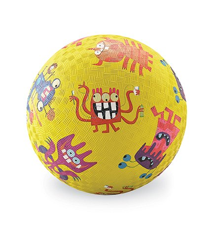 "Crocodile Creek 5"" Playball/ Monsters - 1"