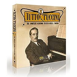 Tutto Puccini - The Complete Giacomo Puccini Opera Edition [Blu-ray]