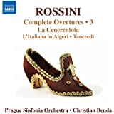 Rossini: Complete Overtures, Vol. 3