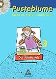 img - for Pusteblume 3. Mensch, Natur und Kultur. Arbeitsheft. Baden-W rttemberg book / textbook / text book